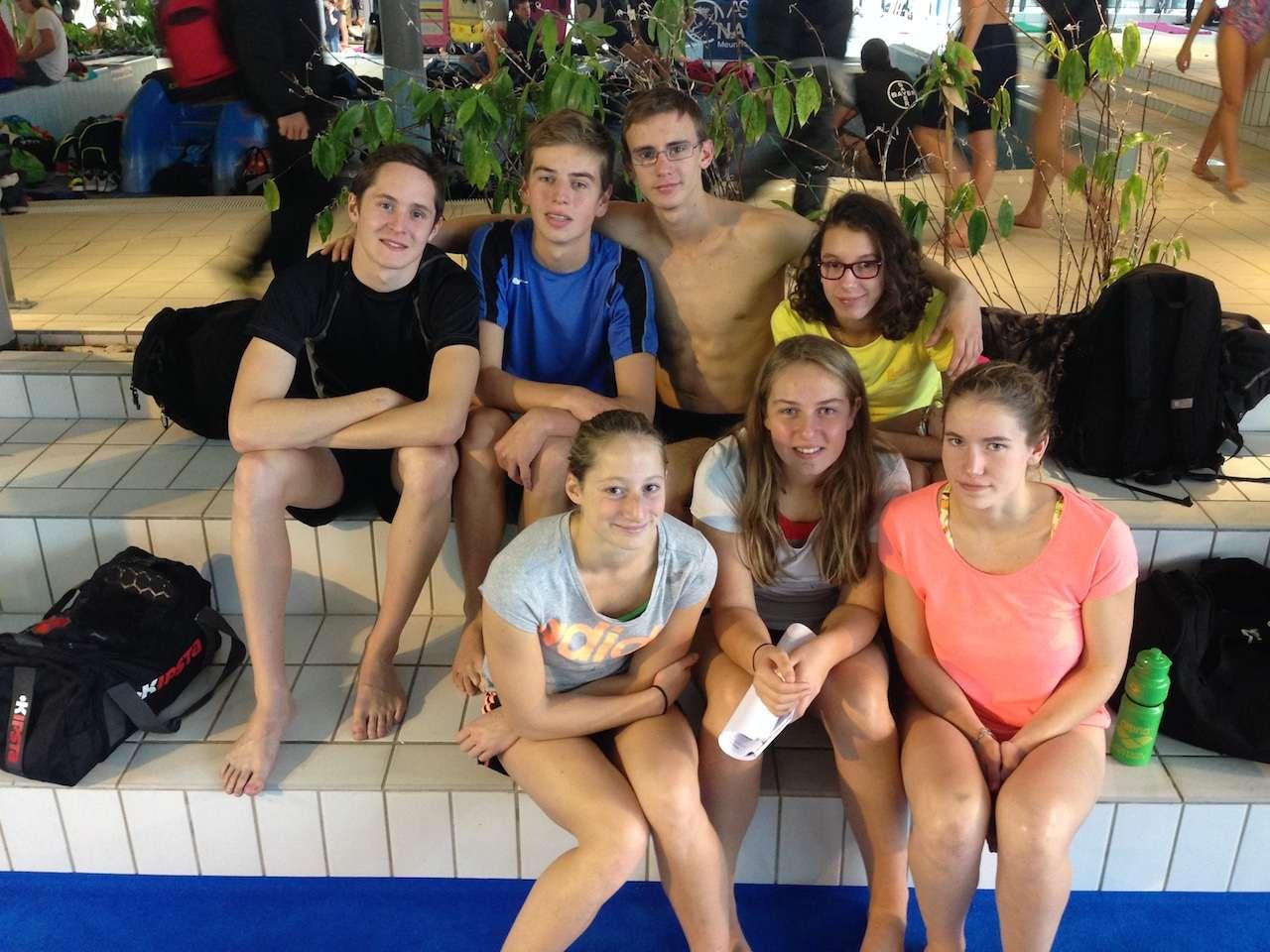 Groupes natation langres natation 52 for Club piscine st jerome liquidation
